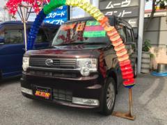 沖縄の中古車 ダイハツ ムーヴコンテ 車両価格 43万円 リ済込 平成21年 10.5万K ブラウンM