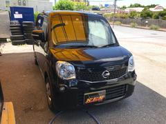 沖縄の中古車 日産 モコ 車両価格 52万円 リ済込 平成24年 9.1万K ブラック
