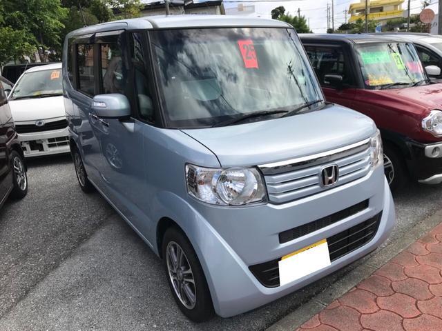 「ホンダ」「N-BOX」「コンパクトカー」「沖縄県」の中古車
