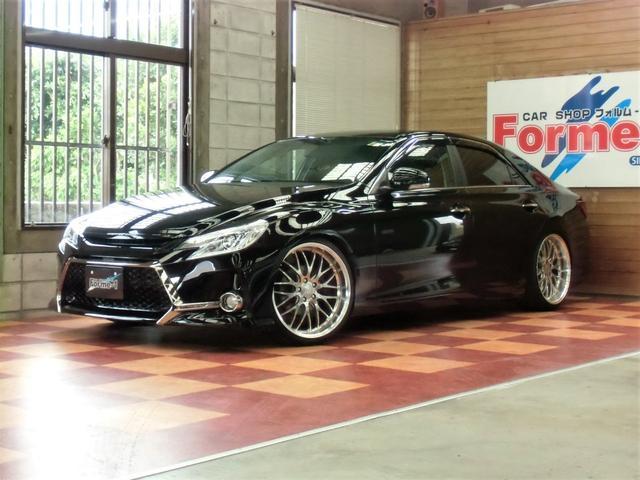 トヨタ 250G Sパッケージリラックスセレクション G's仕様