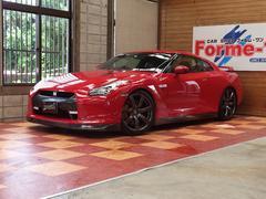 沖縄の中古車 日産 GT−R 車両価格 498万円 リ済別 平成20年 4.7万K バイブラントレッドC