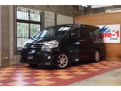 沖縄の中古車 トヨタ アルファードV 車両価格 98万円 リ済別 平成20年 9.5万K ブラックM