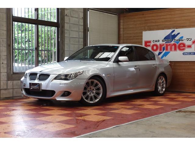 沖縄の中古車 BMW BMW 車両価格 58万円 リ済別 2006(平成18)年 6.8万km シルバー