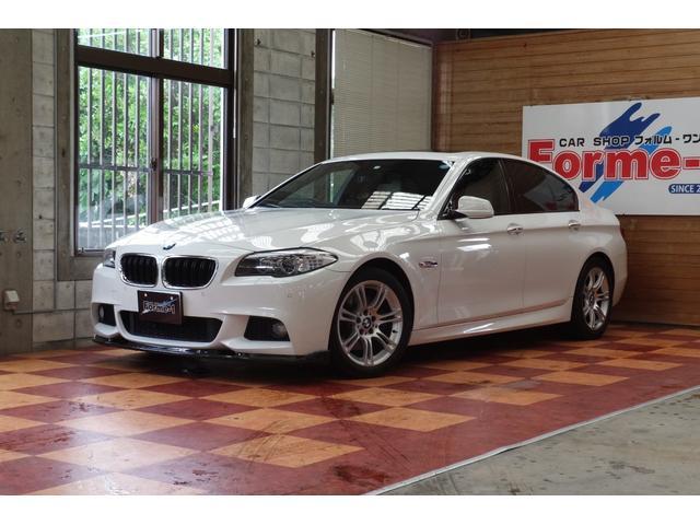 BMW 528i Mスポーツパッケージ 本革シート サンルーフ