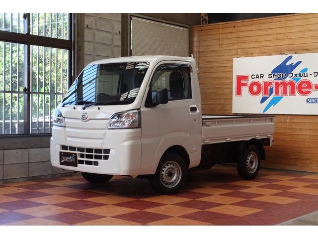 沖縄県中頭郡北谷町の中古車ならハイゼットトラック スタンダードSAIIIt MT LEDライト 衝突防止支援システム