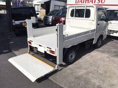 ハイゼットトラック垂直テールリフト 4WD 4AT