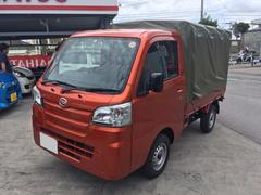 ハイゼットトラックスタンダード 2WD 5MT 幌