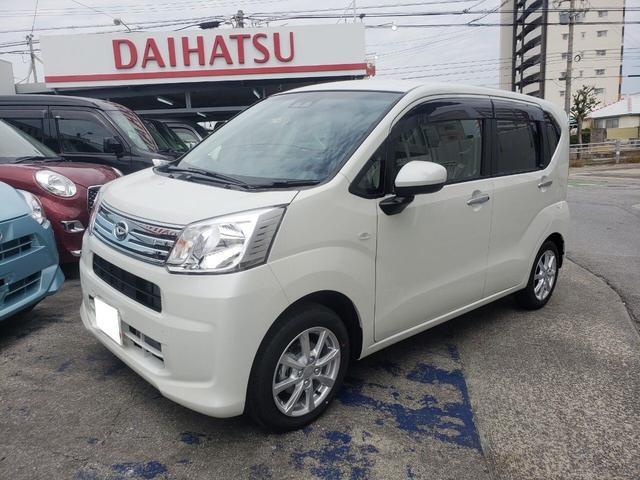 沖縄の中古車 ダイハツ ムーヴ 車両価格 ASK リ済込 新車  パールホワイト