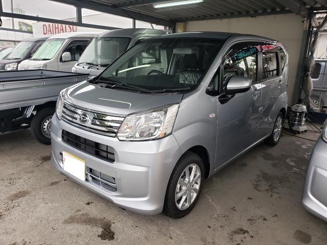 沖縄の中古車 ダイハツ ムーヴ 車両価格 ASK リ済込 新車  シルバーM