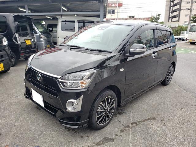 沖縄の中古車 ダイハツ ミライース 車両価格 ASK リ済込 新車  ブラックM