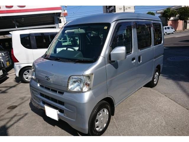 沖縄県の中古車ならハイゼットカーゴ クルーズ 5MT エアコン パワステ