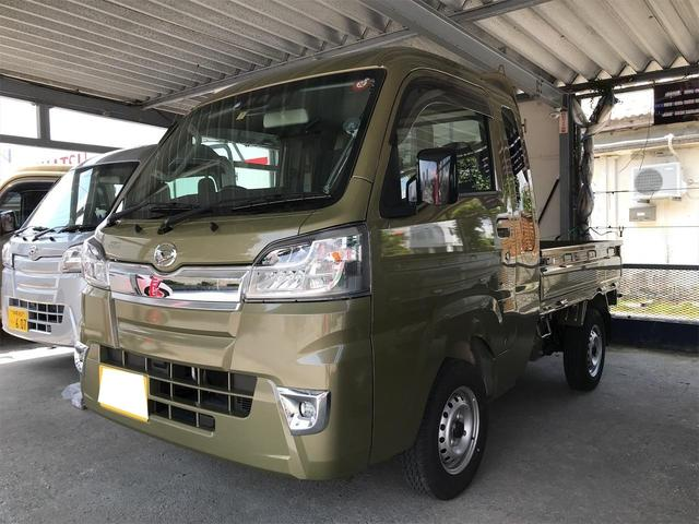 ダイハツ ハイゼットトラック ジャンボSAIIIt 2WD AT