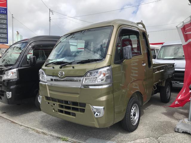 沖縄県沖縄市の中古車ならハイゼットトラック ジャンボ