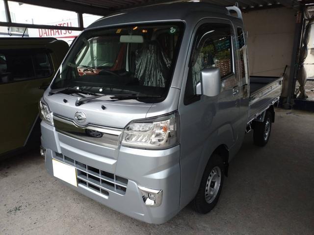 沖縄県沖縄市の中古車ならハイゼットトラック ジャンボ 4AT 4WD キーレス