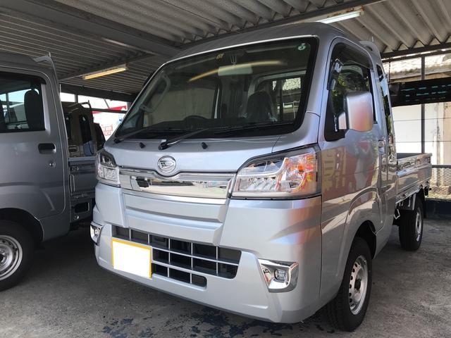 沖縄県沖縄市の中古車ならハイゼットトラック ジャンボ 2WD A/T キーレス フル装備
