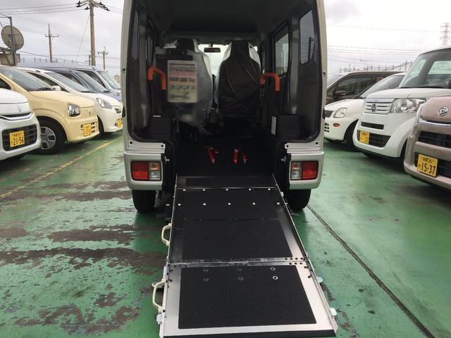 沖縄の中古車 スズキ エブリイ 車両価格 160万円 リ済込 平成29年 1.0万km シルバー