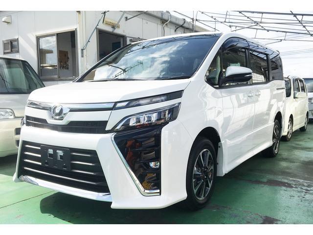 沖縄県浦添市の中古車ならヴォクシー ZS