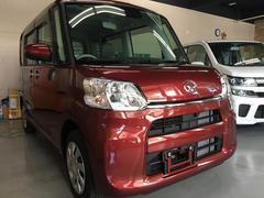 沖縄の中古車 ダイハツ タント 車両価格 148.5万円 リ済込 新車  レッド