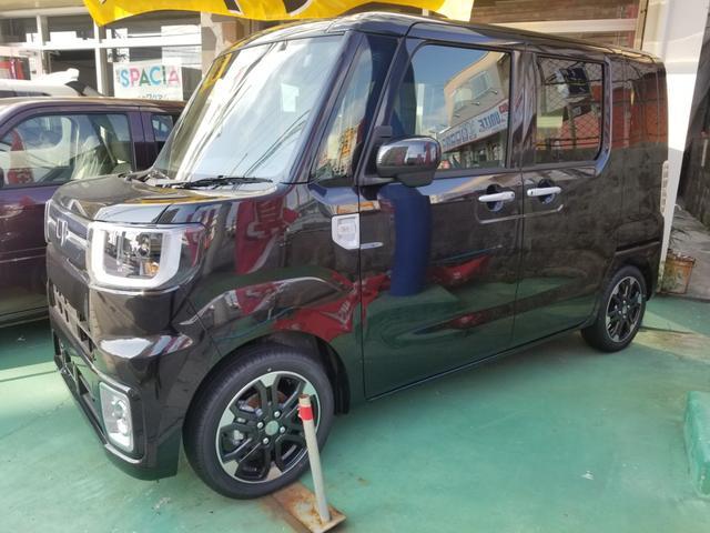沖縄の中古車 ダイハツ ウェイク 車両価格 172万円 リ済込 新車  ブラック