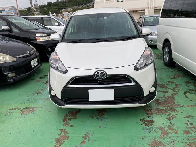 沖縄県浦添市の中古車ならシエンタ X トヨタセーフティセンス