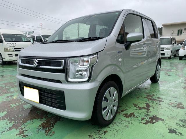 沖縄の中古車 スズキ ワゴンR 車両価格 ASK リ済込 2020(令和2)年 0.1万km シルバー
