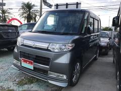 沖縄の中古車 ダイハツ タント 車両価格 39万円 リ済込 平成21年 12.0万K グレー