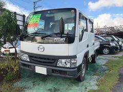 沖縄の中古車 マツダ タイタンダッシュ 車両価格 69万円 リ済込 平成18年 20.0万K ホワイト