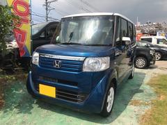 N BOX+G・Lパッケージ 2年保証 本土中古車