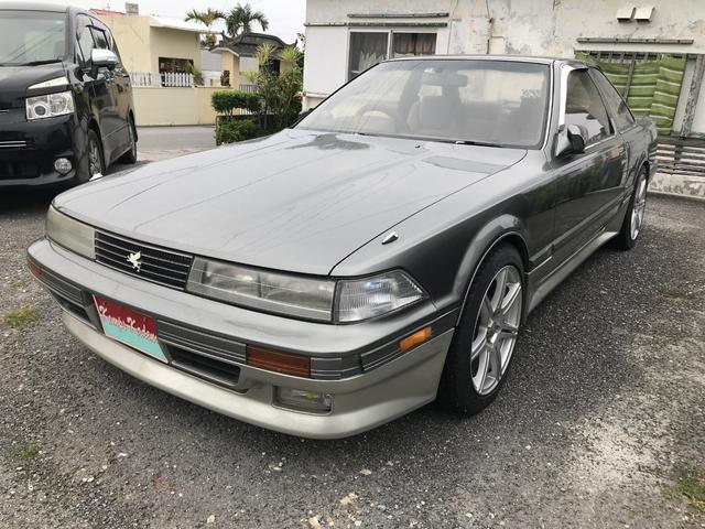 沖縄の中古車 トヨタ ソアラ 車両価格 99万円 リ済込 平成2年 18.5万km ガンMII