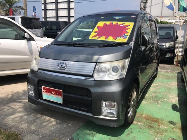 沖縄県の中古車ならムーヴ カスタム RS CD スマートキー ETC