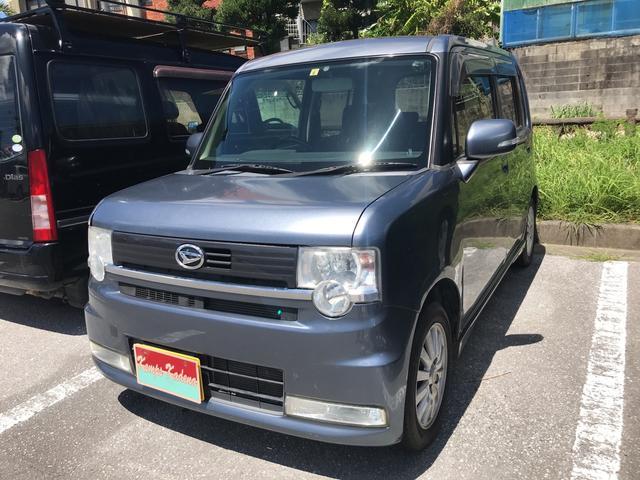 沖縄県の中古車ならムーヴコンテ カスタム X スマートキー ETC セキュリティアラーム