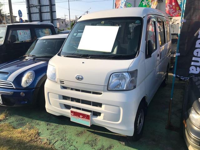 沖縄県の中古車ならハイゼットカーゴ スペシャル Wエアバック