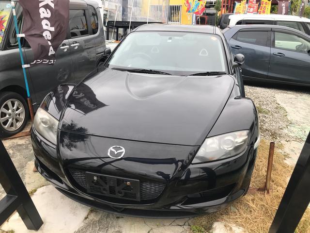 RX-8:沖縄県中古車の新着情報