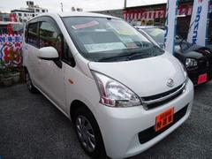 沖縄の中古車 ダイハツ ムーヴ 車両価格 45万円 リ済込 平成24年 10.4万K ホワイト