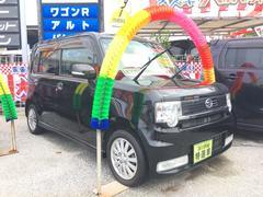 沖縄の中古車 ダイハツ ムーヴコンテ 車両価格 49万円 リ済込 平成22年 11.6万K ブラック