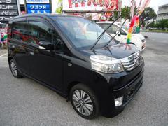 沖縄の中古車 ホンダ ライフ 車両価格 45万円 リ済込 平成23年 11.5万K ブラック