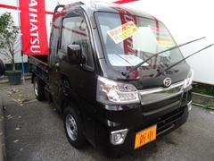 沖縄の中古車 ダイハツ ハイゼットトラック 車両価格 134万円 リ済込 新車  ブラックM