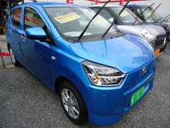 沖縄の中古車 ダイハツ ミライース 車両価格 120万円 リ済込 新車  ブルー