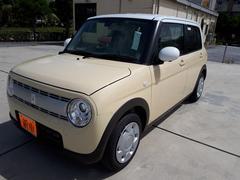 沖縄の中古車 スズキ アルトラパン 車両価格 136万円 リ済込 新車  オレンジII
