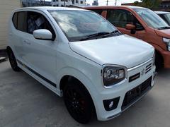 沖縄の中古車 スズキ アルトワークス 車両価格 153万円 リ済込 新車  パールホワイト
