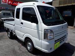 沖縄の中古車 スズキ キャリイトラック 車両価格 105万円 リ済込 新車  ホワイト