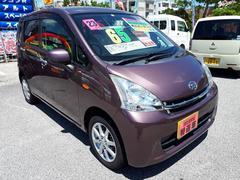 沖縄の中古車 ダイハツ ムーヴ 車両価格 65万円 リ済込 平成23年 4.9万K パープル