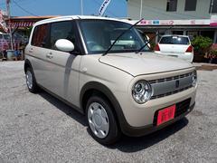 沖縄の中古車 スズキ アルトラパン 車両価格 131万円 リ済込 新車  ツートン