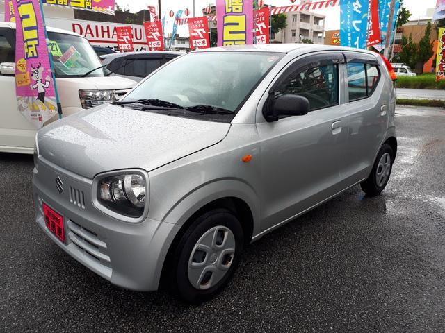 沖縄県宜野湾市の中古車ならアルト L