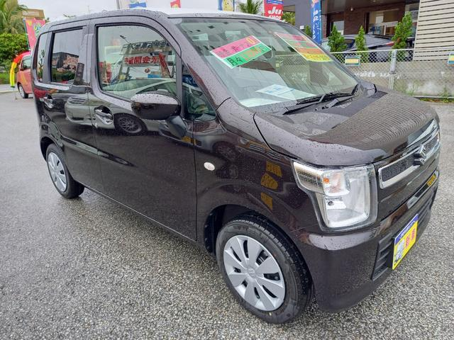 沖縄県宜野湾市の中古車ならワゴンR FA