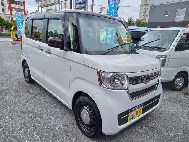 沖縄県の中古車ならN-BOX  コーディネートスタイル2トーンカラー