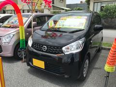 沖縄の中古車 日産 デイズ 車両価格 61万円 リ済込 平成26年 5.0万K ブラックP