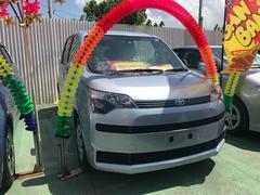 沖縄の中古車 トヨタ スペイド 車両価格 55万円 リ済込 平成25年 7.9万K ライトブルー