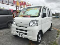 沖縄の中古車 ダイハツ ハイゼットカーゴ 車両価格 61万円 リ済込 平成26年 6.0万K ホワイト