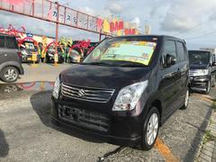 沖縄の中古車 スズキ ワゴンR 車両価格 57万円 リ済込 平成24年 4.1万K ワイン